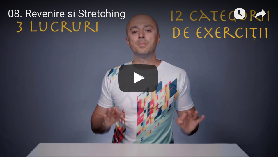 8. Stretching