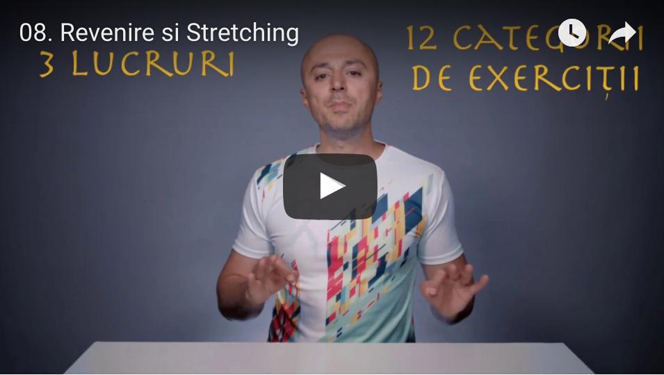 8. Stretching